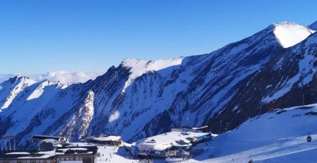 Vom Wintercamping auf die Skipiste